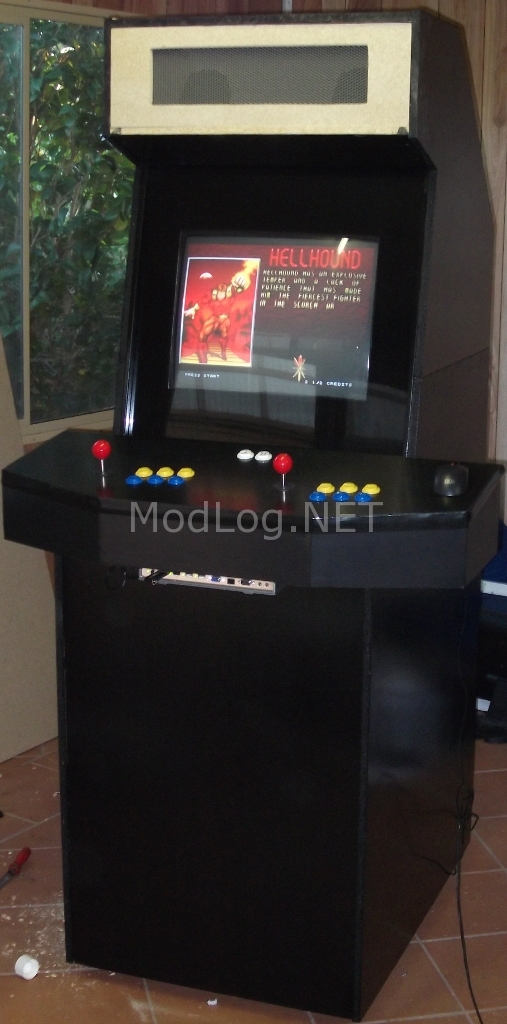 DIY MAME Cabinet
